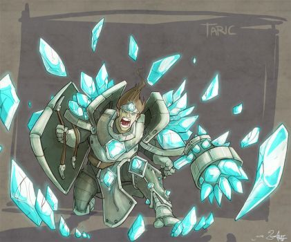 shattering taric by jouste