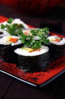 Sushi by E-mune