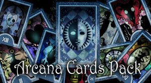 Arcana Cards [Download] by DimentionalAlice