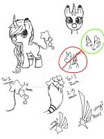 Star Trailers *New Closed Species* by Pomihei