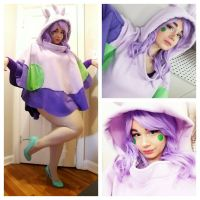 Matsuricon Goomy Cosplay