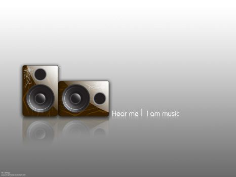 HearMe,I am Music-otherversion by mi-principe