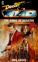 New Series Target Covers: The Rings of Akhaten by ChristaMactire