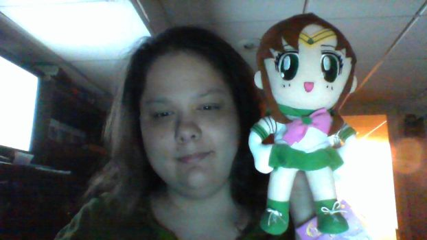 Great Eastern Sailor Jupiter Plush by Tibby-san