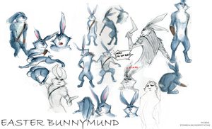 Bunnymunds ! by wameow