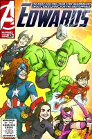 Edwards Assemble by wheretheresawil