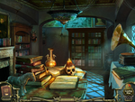 Ravenhearst Library by InkHeart17