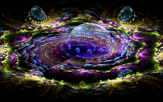 colourful universum by Andrea1981G
