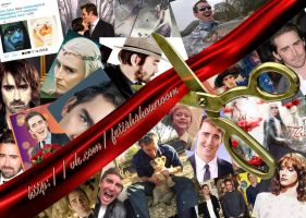 collage Lee Pace by OlgaVPirogova