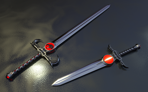 Swords Of Omens 2 by paulrich