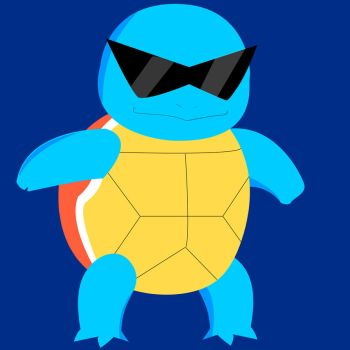 Squirtle by Mech4nix