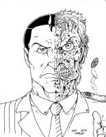 Two Face by Crash2014