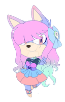 Chibi Pastel Goth Auction Adopt ~closed~ by xXDreamyPastelsXx