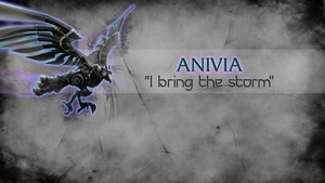 Anivia - Series 2 by Xael-Design