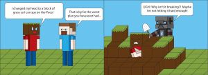 Minecraft L by T-3000
