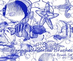 Yanagi Undersea Brushes by yanagi-san
