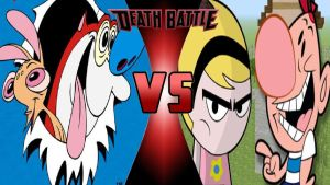 Ren and Stimpy vs. Billy and Mandy by OmnicidalClown1992