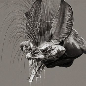 Creature Design 18 by ATouchOfConcept
