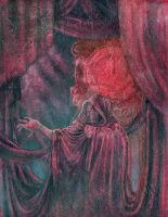 The Masque of the Red Death by Ha-Jiel