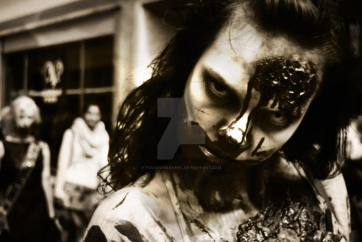 Zombie Walk 2012 by TurquoiseKanyl