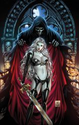 Lady Death: Cryptic Edition