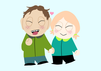 South Park: The Real OTP by bradleybiggle