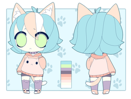 Ref!! New bab!! DONT JUDGE ME- by peachysoft