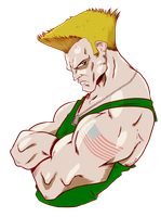 Guile by t5FX