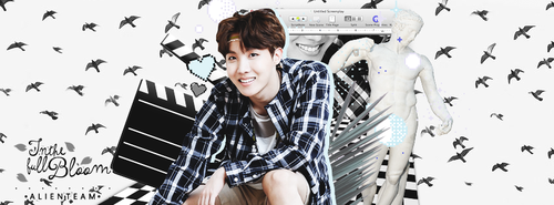 facebook cover | j-hope. by KEInvisible