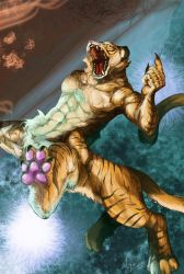 Tiger Taur by riard