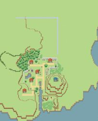 W.I.P. of Pallet Town and Area by TBC-Gen0