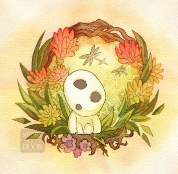 Kodama Shirts on Teefury Tomorrow!!! by blix-it