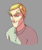 Erwin's Eyebrows are Bomb by KatrinPS