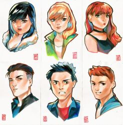 Archie Gang by rianbowart