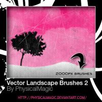 VectorLandscapeBrushes2 by PhysicalMagic