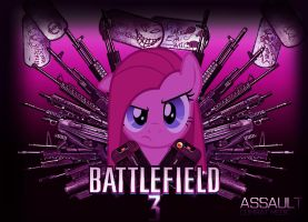 BF3 Assault Pinkie Wallpaper by Reaper-The-Creeper
