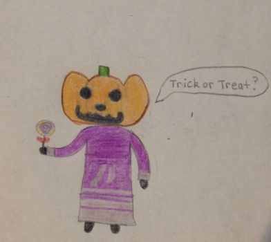 Jack the Czar of Halloween by Sweetbitterness15