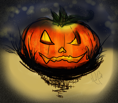 Happy Halloween by desness
