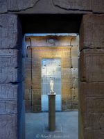 The Temple of Dendur  by peterkopher