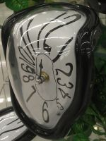 Melting Clock Stock 2 by Lovely-DreamCatcher