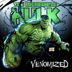 Hulk Venomized by FlowComa