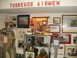 Tuskegee Airmen Exhibit by L1701E