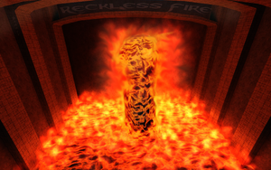 Reckless Fire by PassionNotReason