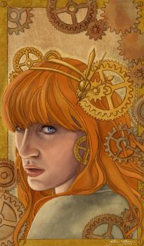 Florence and the Machine by jackieocean