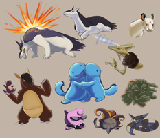 trainer wishes to battle