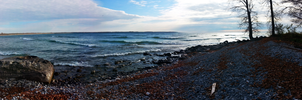 Lake Ontario - Sandbanks Provincial Park by SovereignOfDarkness