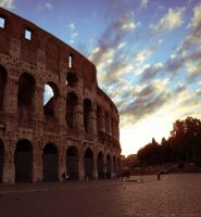 Colosseum by SweetNatalii