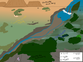 TRT   Map by An-Elric-Brother