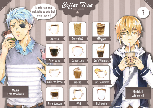 Coffee Time by HappyStarring