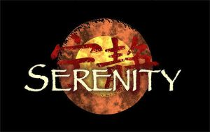 Serenity Logo by LucidFusion